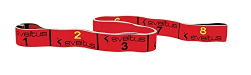Sveltus Elastiband Original Fitness Therapie Training 7 kg 10 kg 15 kg
