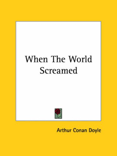 When The World Screamed | TheBookSeekers