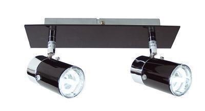 Deko-Light Deckenaufbauleuchte, Nefumo 2-er, 220-240 V AC/50-60 Hz, GU10, 7,00 W 382726 von Deko-Light bei Lampenhans.de