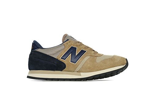 New Balance , Baskets pour homme Tobacco-Navy