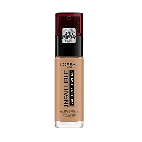 L'Oréal 24H Infallible Foundation 300 Amber 30ml