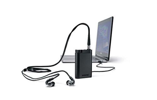 Shure KSE1200SYS-EFS Elektrostatisches Ohrhörersystem mit Verstärker zur Verwendung, tragbaren Mediaplayer - 3