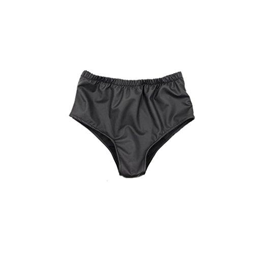 Preisvergleich Produktbild Heruai Fernbedienung schwarze Schlüpfer Dessous erwachsene weibliche Lieferungen