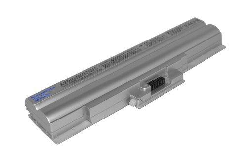 PowerSmart 11,10V 4400mAh Silber batteria per Sony VAIO VGN-CS21S/P VGN-CS21S/R VGP-BPS13B/S VGP-BPS13S
