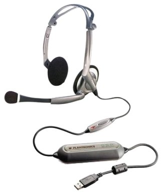Plantronics .Audio 400 DSP Digitales USB-Stereo-PC-Headset Digitales Usb-stereo-headset