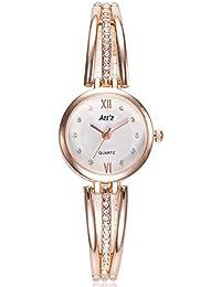 Attractionz Analog Multicolour Dial Diamond Studded Women's & Girl's Watch - LI3