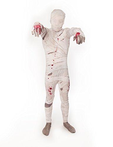 generique Costume da Mummia insanguinata Morphsuits per bambino L (137-152cm)