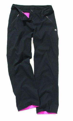 Craghoppers kiwi pro pantalon stretch hiver doublé Noir - noir