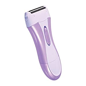Bauer Battery Operated Soft and Smooth Lady Shave