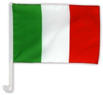 Autofahne Autoflagge Italien -