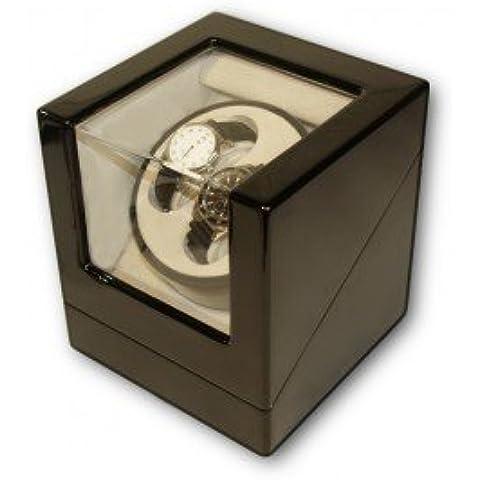 Watch Winder (1 motor 2 relojes) Black-Grey