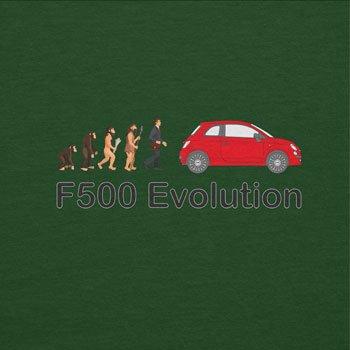 TEXLAB - F500 Evolution - Herren T-Shirt Flaschengrün