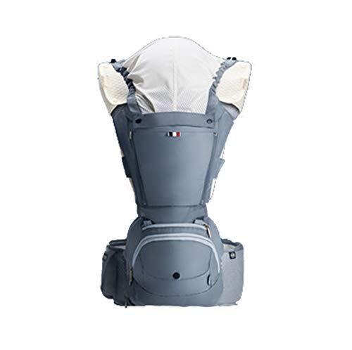 WYNZYYEBD Sangle De Tabouret De Taille Pour Bébé, Chaise D'été Pour Bébé Respirante D'été Multifonctionnelle Tenant Le Support De Bébé Multicolore En Option