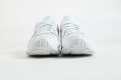 Asics Gel-Lyte V, Baskets Basses Mixte Adulte Blanc