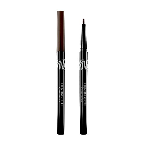 Max Factor Excess Intensity Longwear Eyeliner Brown, 1er Pack (1 x 2 g)