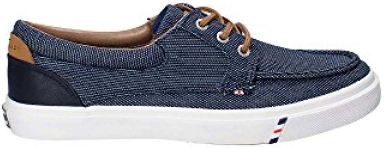 Wrangler 16 Blu Scarpa Uomo Sneaker 181024