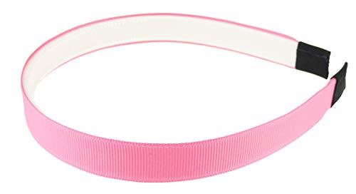 Glamour Girlz Mädchen Stirnband rosa Hot Pink White einheitsgröße (Glamour Mädchen Hot)