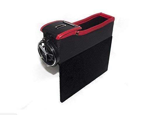 Autositz-Tasche – PU-Leder-Auto Console Side Organizer… | 06262146122815