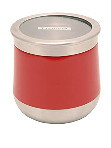 Typhoon® Novo Red Small Storage Canister