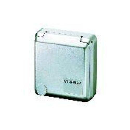 Mennekes Anbaudose Cepex 4279 16A,5p,6h,400V,IP44 Cepex CEE/SCHUKO-Architekturprogramm (IP44) 4015394205562