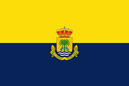 Preisvergleich Produktbild Flagge Palma del Río Córdoba | Palma del Río, Córdoba, Spain | Palma del Río, Córdoba, España | Querformat Fahne | 0.06m² | 20x30cm für D