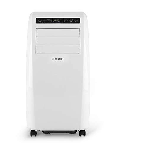 Klarstein Metrobreeze Rom Klimaanlage mobiles Klimagerät Ventilator (EEK: A+, 10.000 BTU/h, 18-30 °C, Zeitsteuerung,...