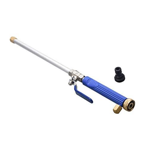 IYU_Dsgirh - Pistola ad Acqua da Giardino, ugello di spruzzo per idropulitrice ad Alta Pressione PRO Blu