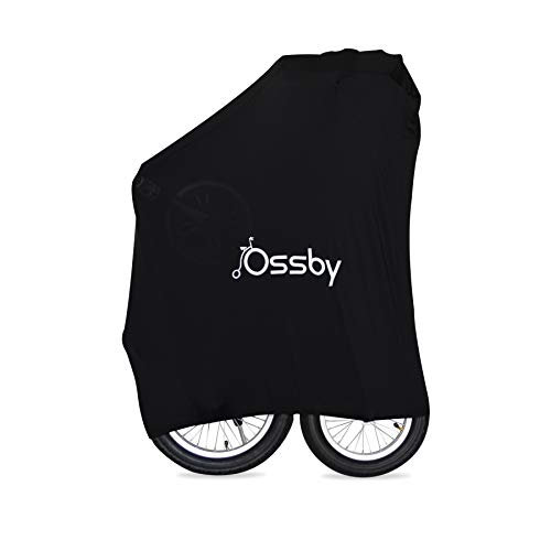 Ossby Funda elástica Bicicleta Plegable
