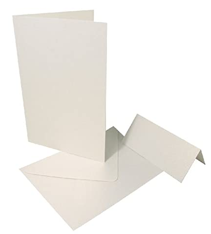 Hobby 80584103 Rayher Envelope for A5 Cards (FSC Mixed Credit