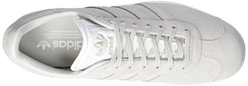 Adidas Herren Gazelle Sneaker Grau (uno Grigio / Uno Grigio / Oro Metallizzato)