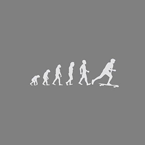 Longboard Evolution - Stofftasche / Beutel Grau