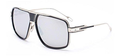 2016 Neue Herren Sonnenbrillen Metallischen Kasten Sonnenbrillen , C Rezept Kästen Und Behälter