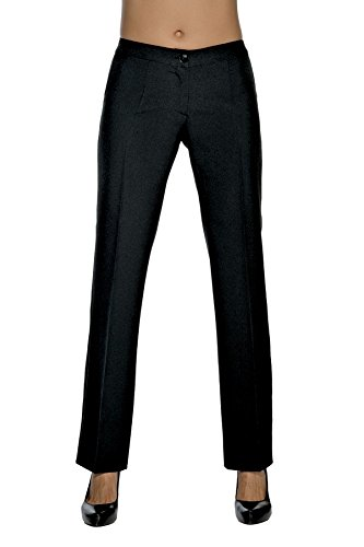 Isacco Pantalone Donna Trendy - Isacco Nero - 19358