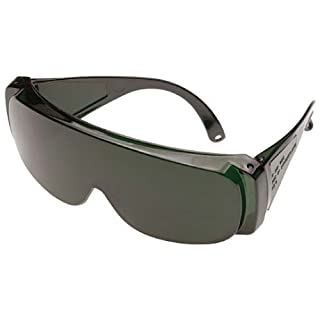 Blendschutzbrille DIN EN 166 F für Brillenträger