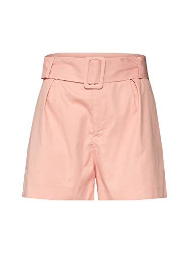 Womens Pfirsich (Glamorous Damen Hose Ladies Shorts pfirsich XS (34))