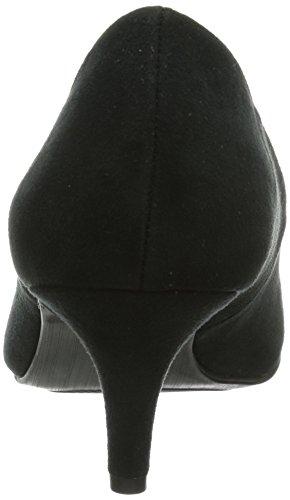 Marco Tozzi 22400, Escarpins femme Noir (Black)