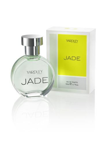 Yardley London, Jade, Eau de Toilette da donna, 50 ml