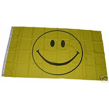 Bandiera//bandiera SMILE SMILEY hissflagge 60 x 90 cm