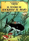 Las Aventuras De Tintin: El Tesoro De Rackham par HERGE (SEUD. DE GEORGES REMY)