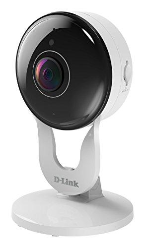 Foto D-Link DCS-8300LH Videocamera Grandangolare 137° , (Wi-Fi, Full HD, Audio a...