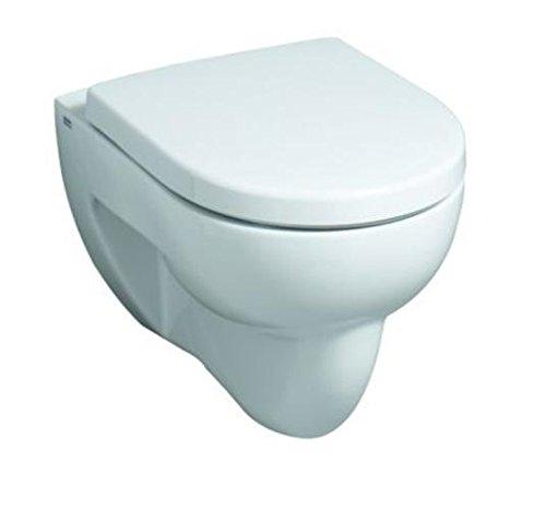 KERAMAG WAND WC FLACHSPULER (OHNE DECKEL) RENOVA NR 1 203140  KERATECT WEIß 4 5/6L HäNGE WC 203140600
