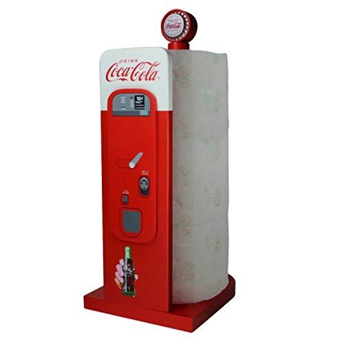 Coca Cola - Vending Machine Paper Towel Stand