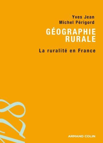 Géographie rurale - La ruralité en France