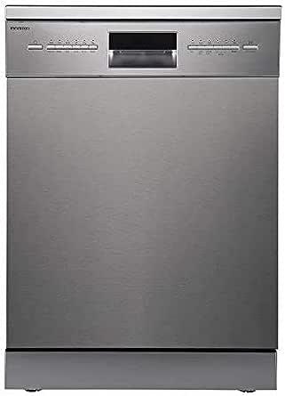 INFINITON ELECTRONIC Lave-Vaisselle Infinity DIW-60.4S INOX Largeur 60 cm A++, /écran LED, troisi/ème Plateau, contr/ôle /électronique, ind/épendant