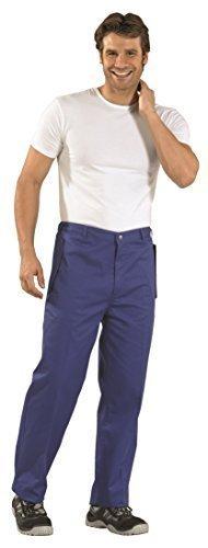 Planam da uomo pantaloni da lavoro pantaloni da lavoro kornblau 56