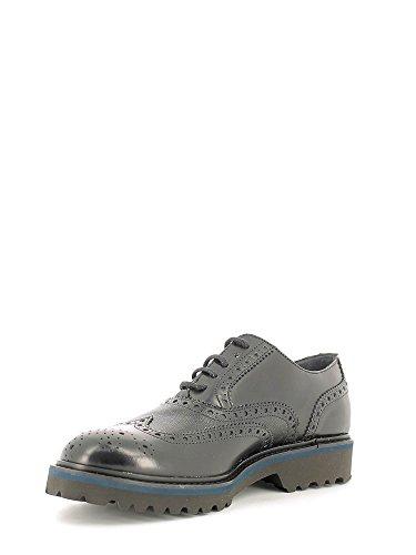 Soldini , Chaussures de ville à lacets pour homme Noir
