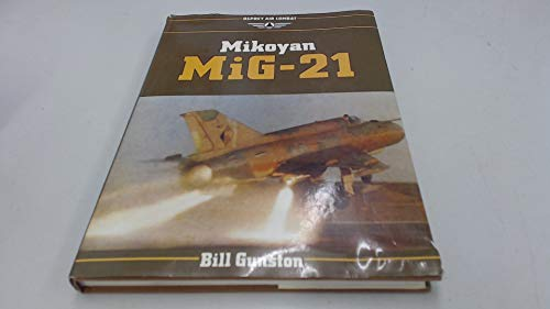 Mikoyan MiG 21 (Osprey air combat) -