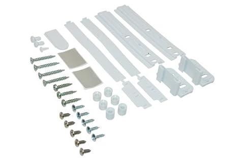 Kit IKEA Réfrigérateur Congélateur Decor porte Curseur
