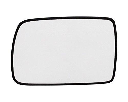 Preisvergleich Produktbild Spiegelglas Links Konvex Chrom Heizb.