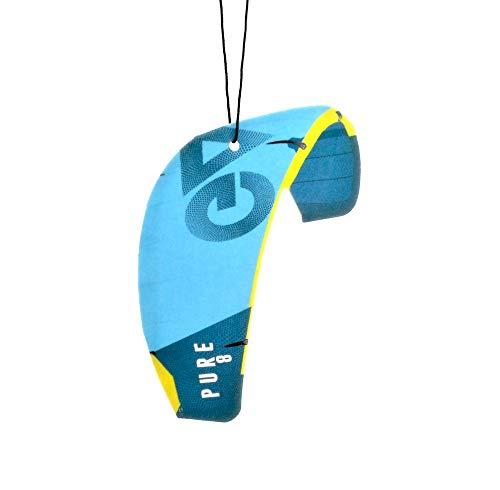 Fresh Kitesurfing Désodorise | Désodorisant de Voiture Vanilla Surf Wax (Gaastra Pure)